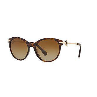 Cat Eye Sunglasses BV8210B 55