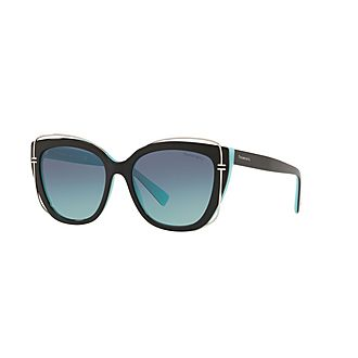 Cat Eye Sunglasses 0TF4148
