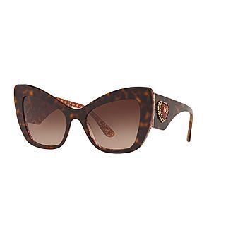 Cat Eye Sunglasses DG4349 54