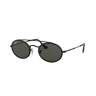 Oval Sunglasses RB3847N 52 Polarised