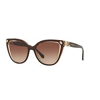Cat Eye Sunglasses BV8212B