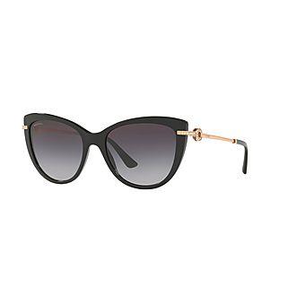 Cat Eye Sunglasses BV8218B