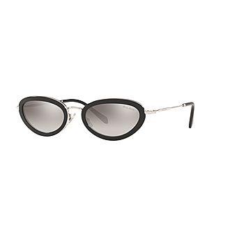 Oval Sunglasses MU 58US 54