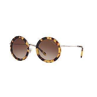 Round Sunglasses MU 59US 48