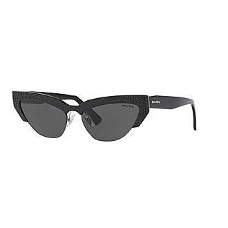Cat Eye Sunglasses MU 04US 59