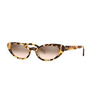 Cat Eye Sunglasses 0MU 09US