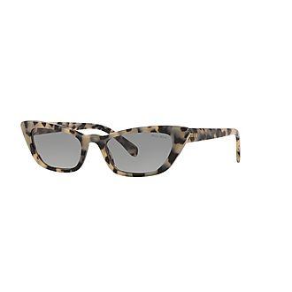 Cat Eye Sunglasses 0MU 10US