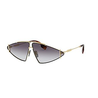 Irregular Sunglasses 0BE3111