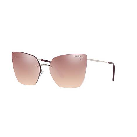 Butterfly Sunglasses FT0682, ${color}