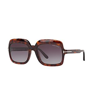 Wallis Havana Sunglasses