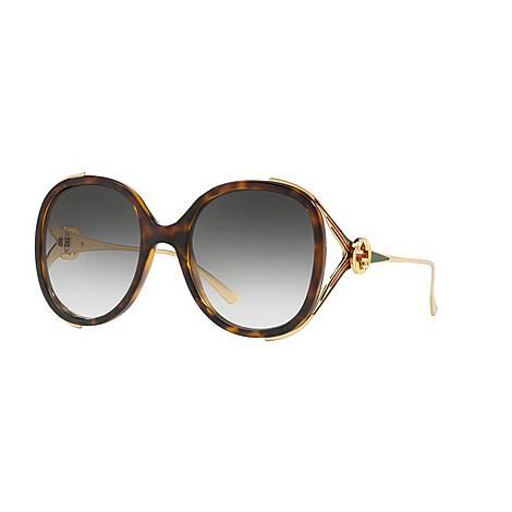 Oval Sunglasses GG0226S, ${color}