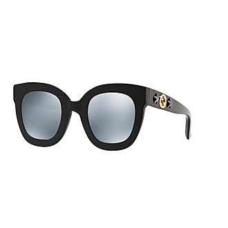 Oval Sunglasses GG0208S
