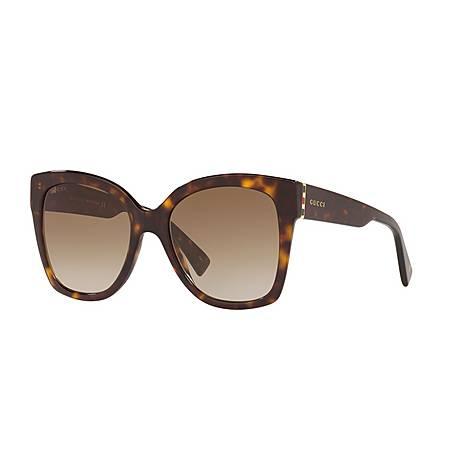 Rectangle Sunglasses GG0459S, ${color}
