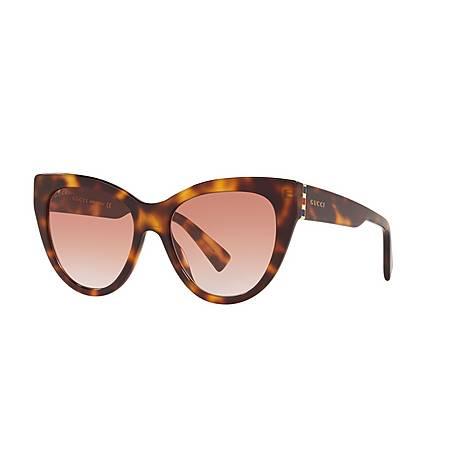 Cat Eye Sunglasses GG0460S, ${color}