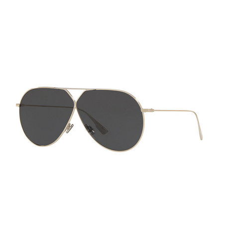 Gold Diorstellaire 3 Aviator Sunglasses, ${color}