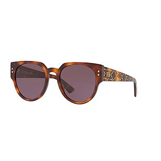 LadyDior Oval Sunglasses
