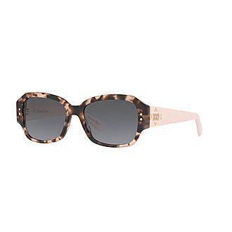 LadyDior Havana Sunglasses