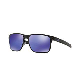 Holbrook Metal Square Sunglasses