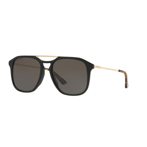 Radar Rectangle Sunglasses, ${color}