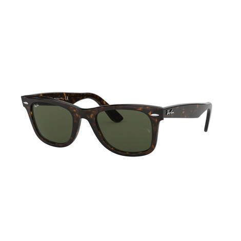 Havana Wayfarer Square Sunglasses, ${color}