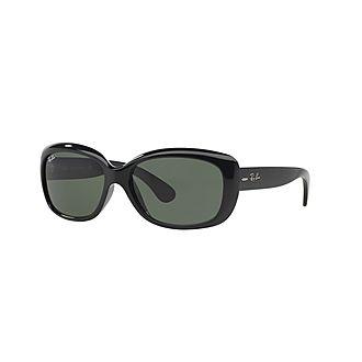 Jackie Ohh Rectangular Sunglasses