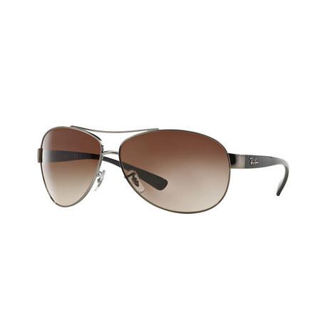 Aviator Sunglasses 0RB3386, ${color}