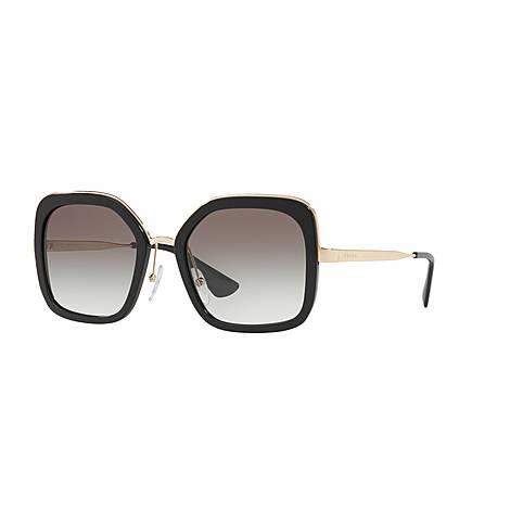 Square Sunglasses 0PR 57US, ${color}