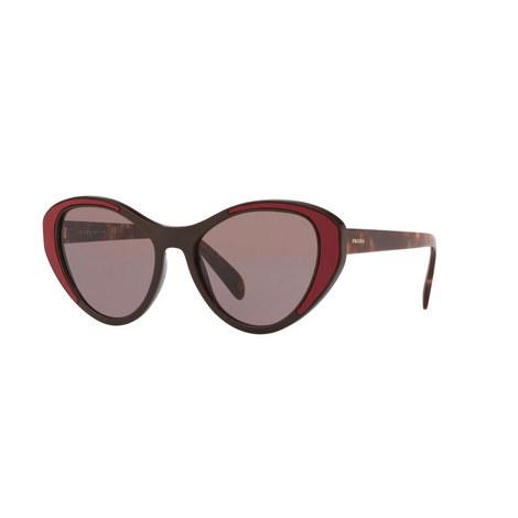 Cat Eye Sunglasses 0PR 14US, ${color}