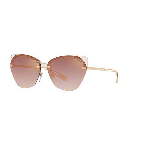 Irregular Sunglasses 0BV6107, ${color}