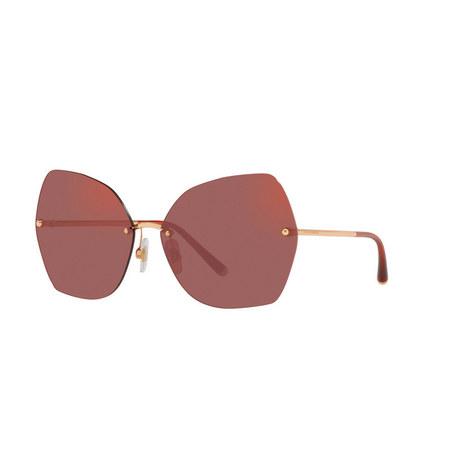 Irregular Sunglasses 0DG2204, ${color}