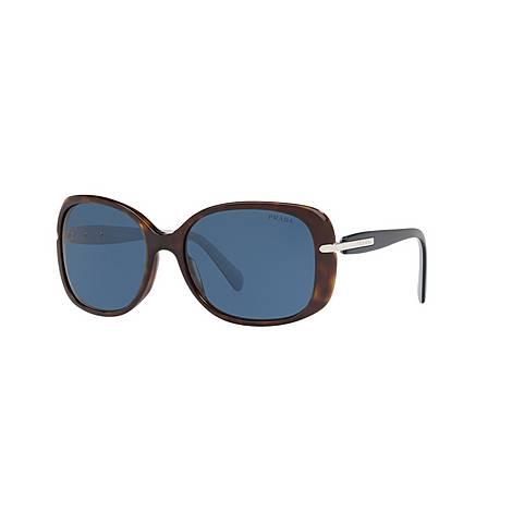 Rectangle Sunglasses 0PR 08OS, ${color}