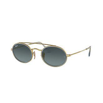 Oval Sunglasses 0RB3847N