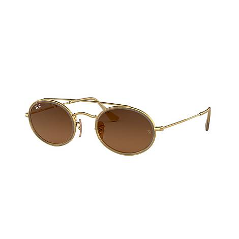 Oval Sunglasses 0RB3847N, ${color}