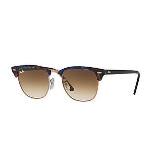 Clubmaster Square Sunglasses