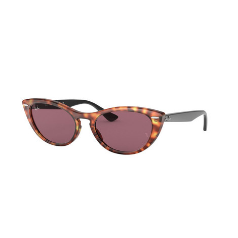 Havana Cat Eye Sunglasses 0RB4314N, ${color}