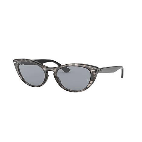 Havana Cat Eye Sunglasses 0RB4314N, ${color}