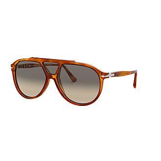 Aviator Sunglasses PO3217S 59