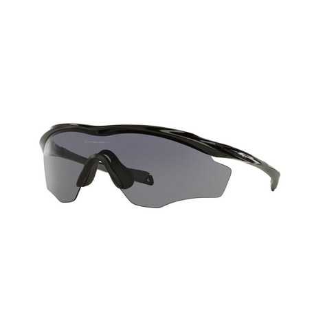 M2 XL Frame Irregular Sunglasses, ${color}