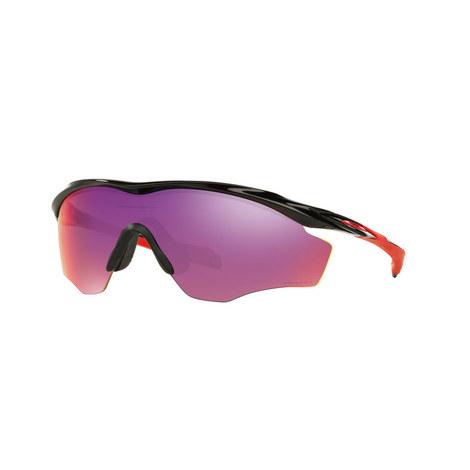 M2 XL Irregular Frame Sunglasses, ${color}