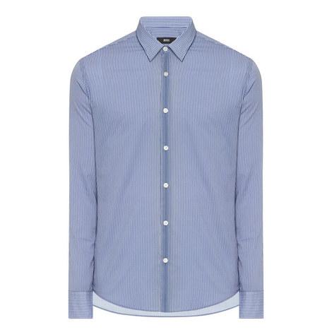 Reid Slim Fit Shirt, ${color}