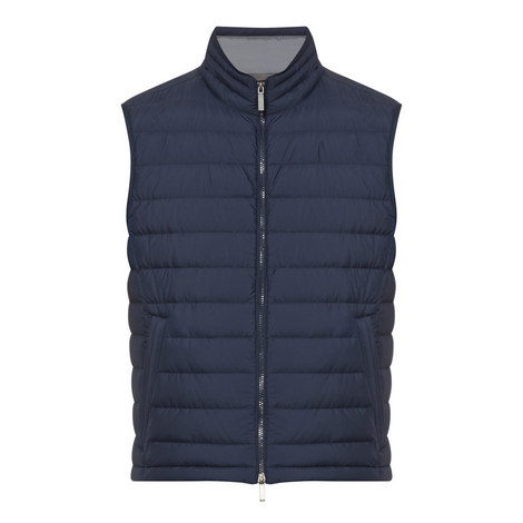 Davio2 Quilted Gilet, ${color}