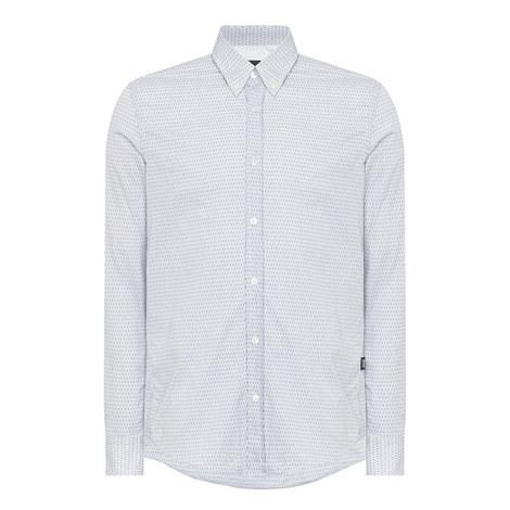 Rubens Slim Fit Shirt, ${color}