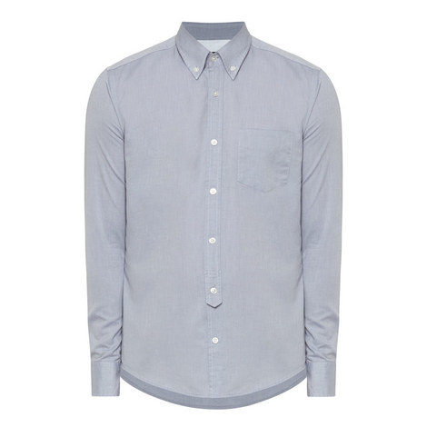 Rubens Slim Fit Oxford Shirt, ${color}