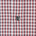 Ronni Red Micro Check Shirt, ${color}