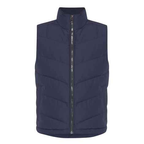 Oevan Padded Gilet, ${color}