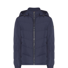 Owillem Quilted Jacket