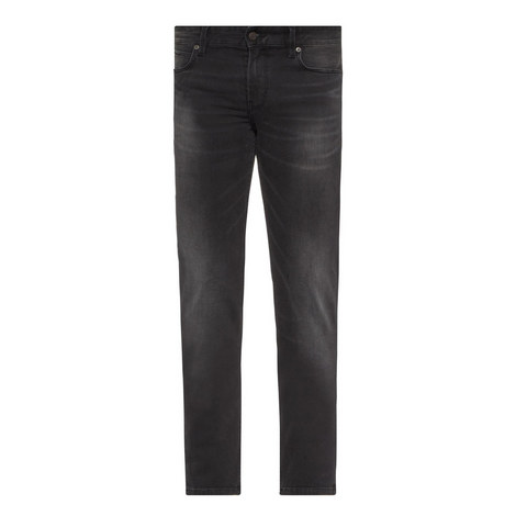 Orange Slim-Fit Jeans, ${color}
