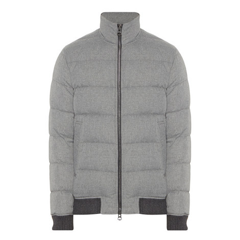 Okayden Grey Down Filled Puffa, ${color}