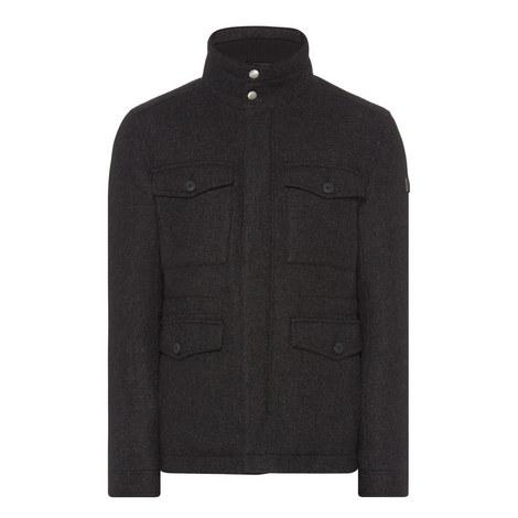 Four Pocket Field Jacket, ${color}