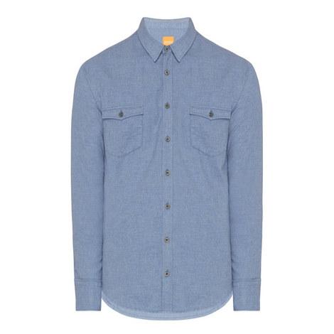 Edoslime Flannel Shirt, ${color}